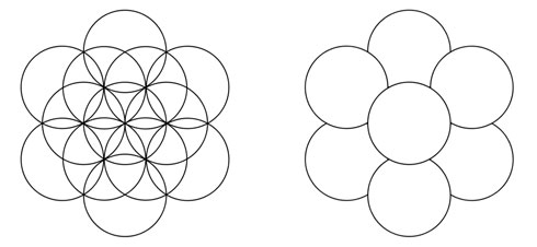 Flower of Life and Egg of Life