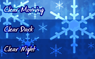 Snowy Cascade Clear versions thumbnail