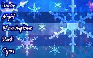 5 Snowy Cascade flavors thumbnail