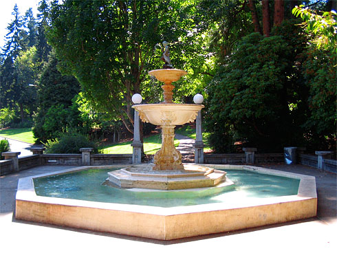 John Fregonese Fountain