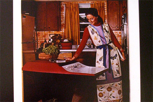 1960s Honeywell Kitchen Computer Advertisement