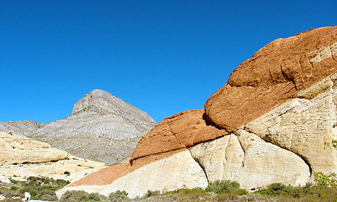 Turtlehead Peak and Calico Hills