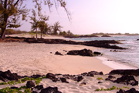 Makalawena Beaches