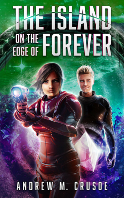 The Island on the Edge of Forever ebook cover