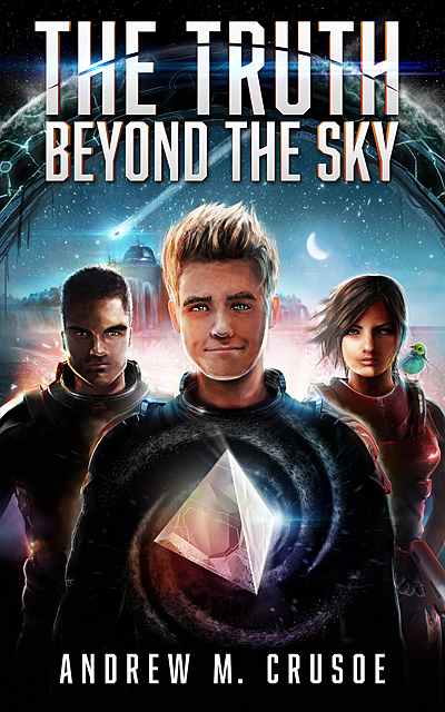 The Truth Beyond the Sky 2016 cover