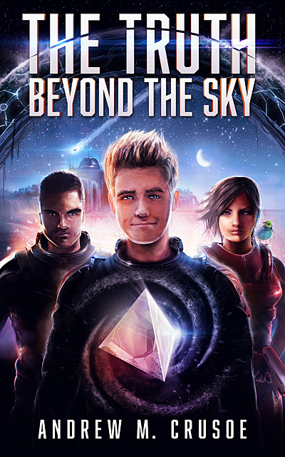 The Truth Beyond the Sky ebook cover