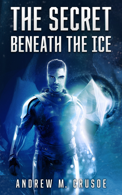 The Secret Beneath the Ice 2015 cover