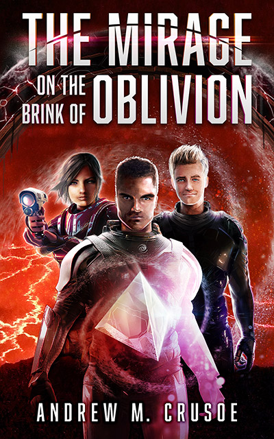 The Mirage on the Brink of Oblivion ebook cover