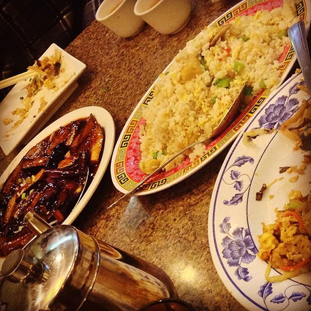 Delicious Old Mandarin Chinese Food