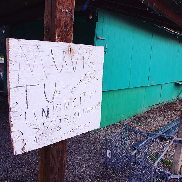 Farm Stand in Fremont says Muvig Tu Union City