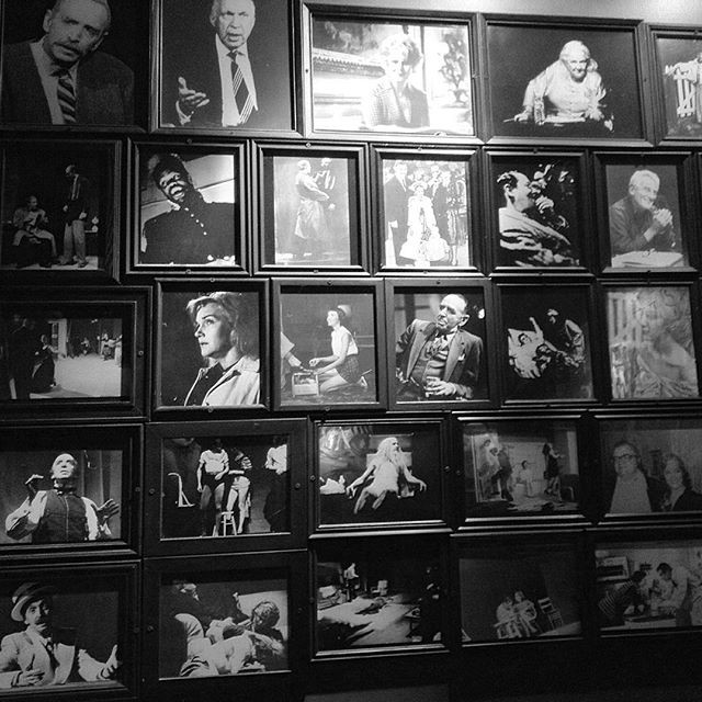 Photo Wall in Shelton Theater