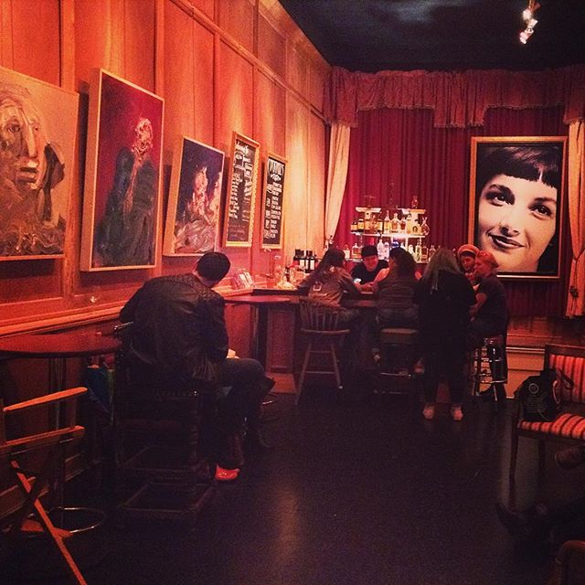 Photo: The Shelton Theater Bar In San Francisco Feels A