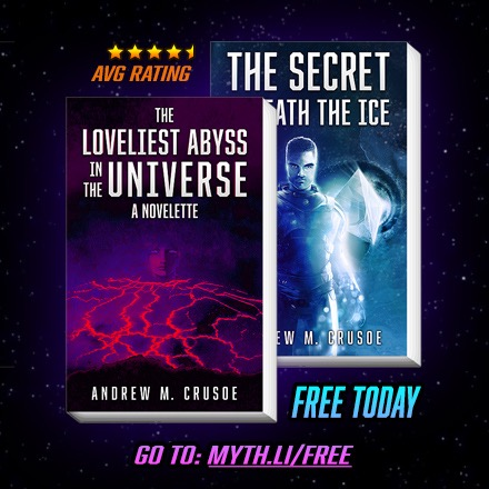 The Loveliest Abyss in the Universe & The Secret Beneath the Ice ebook bundle