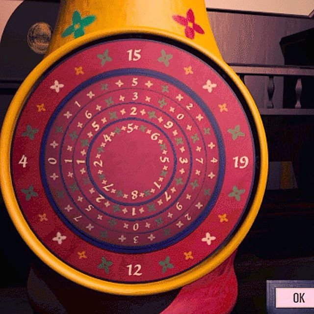 Solving Matryoshka doll puzzle in Titanic Adventure Out of Time