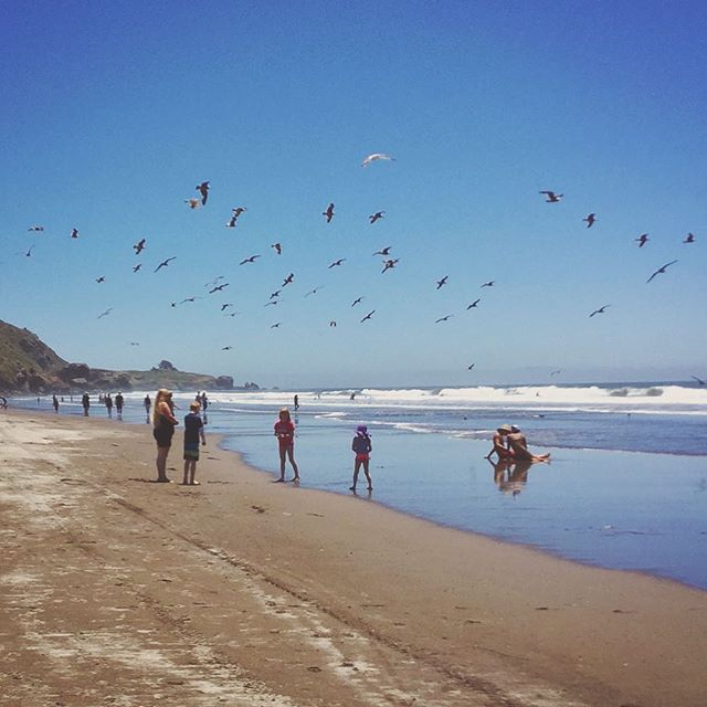 Stinson Beach (with Stinson Filter!)