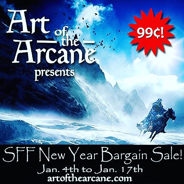 Tons of SF and Fantasy books just 99 cents this week – Thanks Art of the Arcane