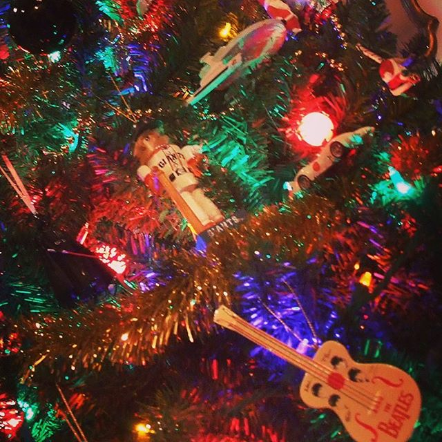 Christmas Tree - SF Giants Nutcracker Ornament, 2 Santas, and more!