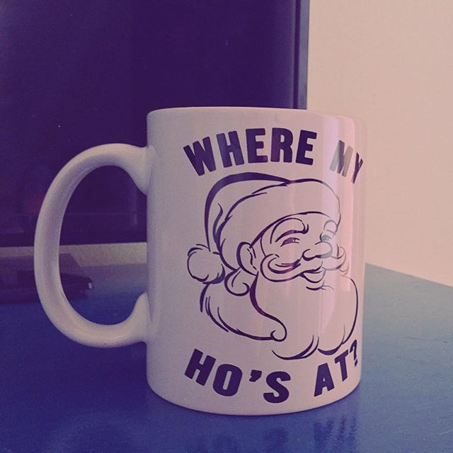 Where My Hos At Mug