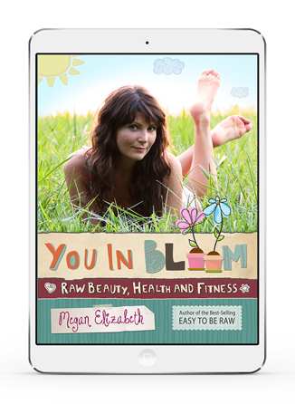 You In Bloom book cover