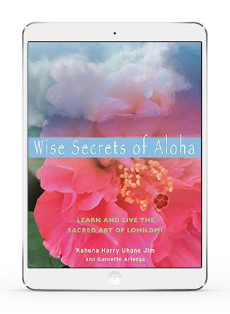 Wise Secrets of Aloha ebook cover