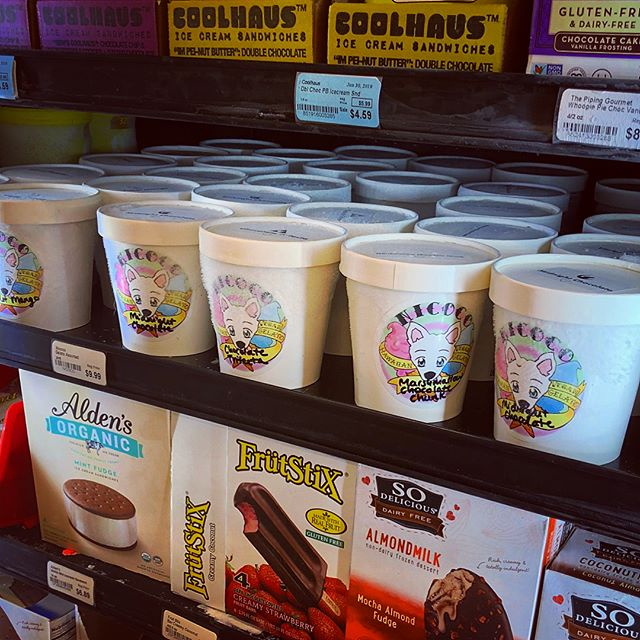 Nicoco Hawaiian Gelato at Abundant Life in Hilo, Big Island