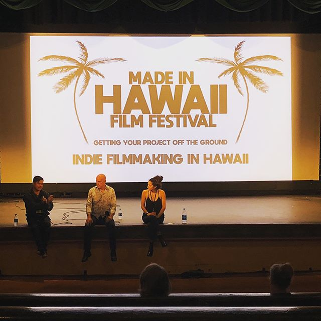 Even Hurricane Lane can't stop Made in Hawaii Film Festival