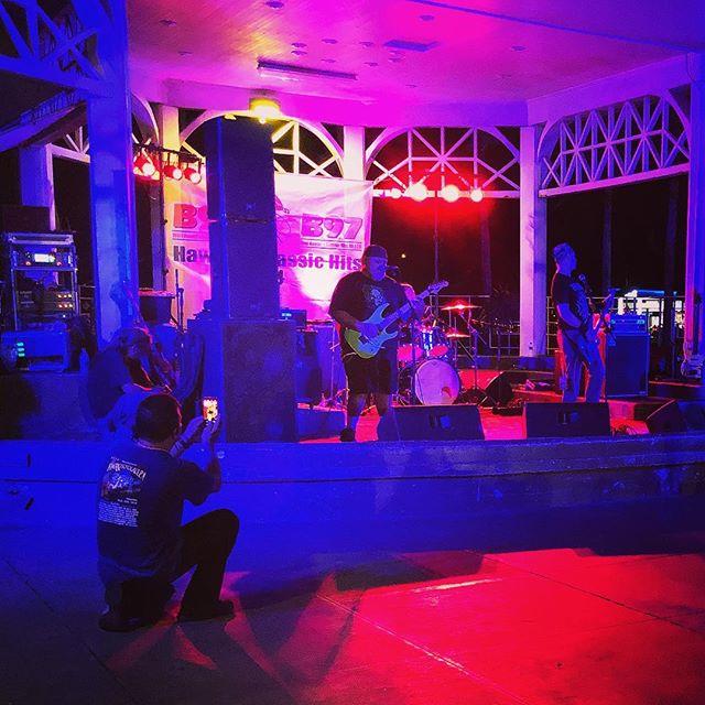 Ho'olaule'a 2018 Festival in Hilo (Mo'oheau Bandstand)