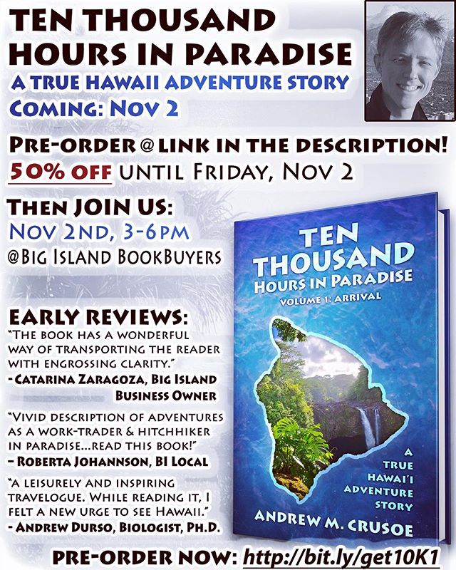 TEN THOUSAND HOURS IN PARADISE - Volume 1 Special FREE Offer