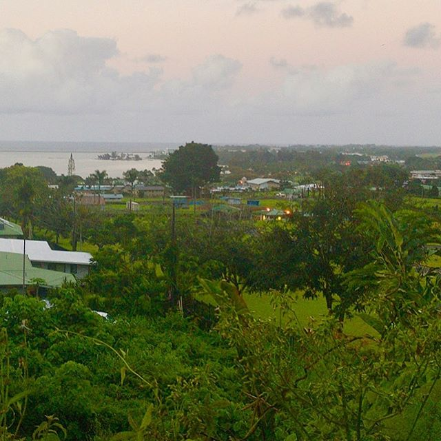Coconut Island from Uptown Hilo