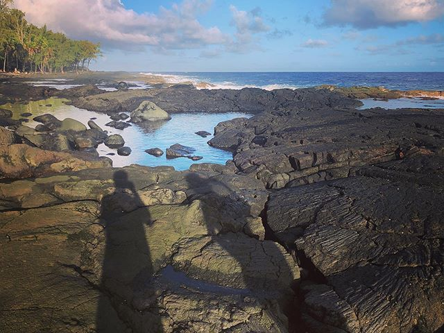 Magical Sunday at Mackenzie State Park, Puna, Hawaii