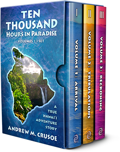 True Hawaii Box Set Volumes 1-3 cover