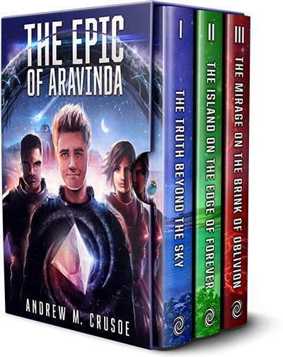 Tropical Sci-Fi Box Set cover