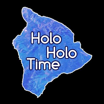 HoloHoloTime podcast art